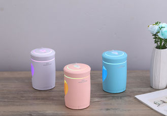 220ml Aromaterapi Tanpa Filter Humidifier Dengan USB Night Light dan Kipas Angin